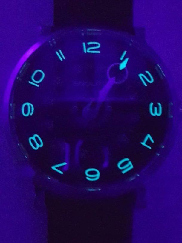 Luminous OHI 12 SNGLRTY WATCH