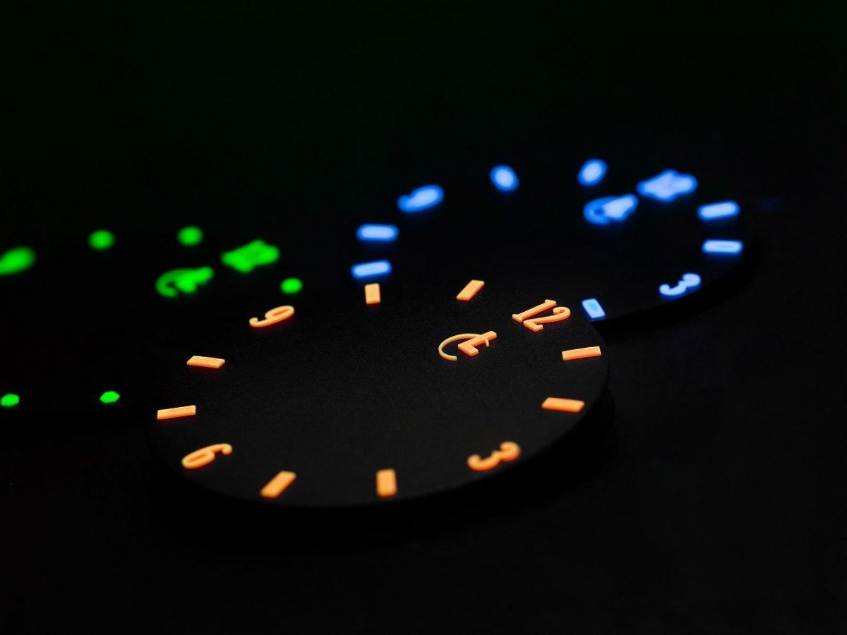 luminous effect from suplerluminova applied by lumicast