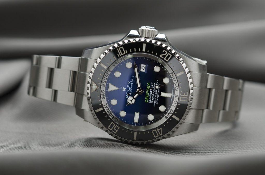 Rolex Deep Sea Submariner