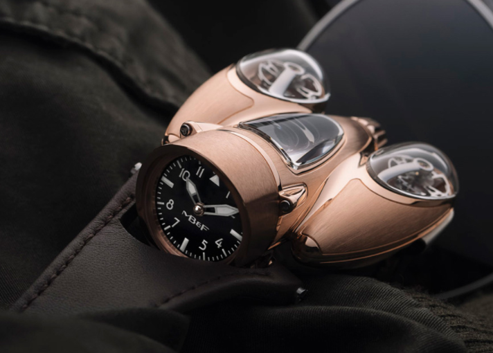 The Time Machine by MB & F