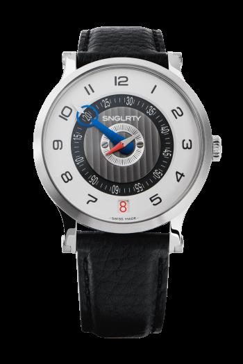 white-watchface-black-watchband
